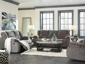 🌈[SPECIAL] Tulen Gray Reclining Living Room Set 🌈 for Sale in Alexandria, VA