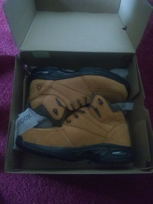 Reebok's work boots for Sale in Greensboro, NC