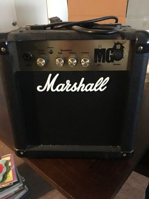 Marshall mg 10 amp for Sale in Kingsley, MI