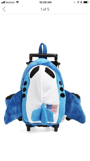 Trolling rolling backpack set retail for $38 for Sale in Fort Lee, NJ