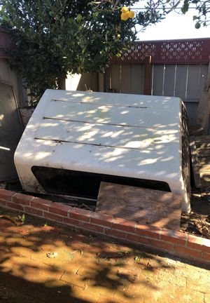 Small truck camper 6ft long x4 ft wide for Sale in South San Francisco, CA
