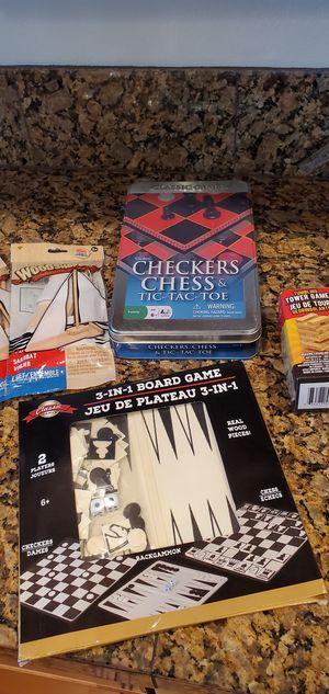 Travel Games! for Sale in Ridgefield, WA