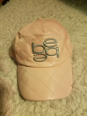 Bebe pink leather hat for Sale in Louisville, KY
