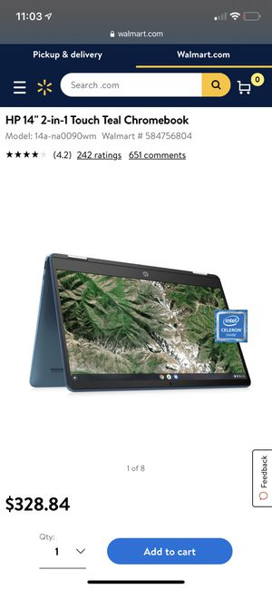 HP Chromebook for Sale in Walnut, CA