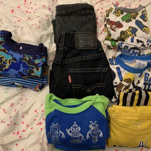 Size 2t Toddler Boys Clothes for Sale in Corona, CA
