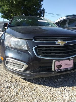 Front end ..motor and trans ..1.4 turbo 2015 cruze for Sale in Houston, TX