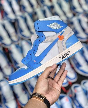 Jordan Retro 1 University Blue (Unc) for Sale in Houston, TX