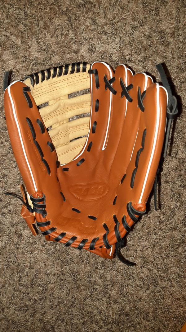 Wilson A500 Baseball Mit