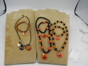 Halloween necklace and bracelet sets for Sale in Olympia, WA