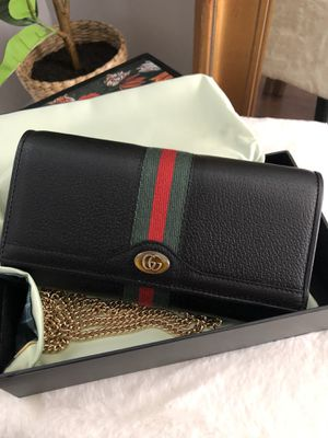 Gucci Ophidia GG Chain Wallet for Sale in Oakland, CA