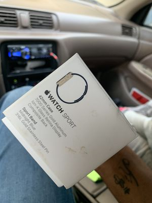 Series 1 Apple Watch 42 mm for Sale in San Antonio, TX
