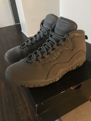 Air Jordan limited edition- cool grey 10's for Sale in MD, US