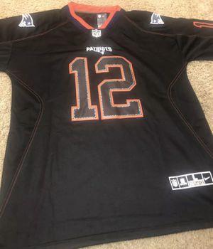 New Tom Brady New England Patriots Nike NFL Jersey Black TB12 for Sale in San Diego, CA