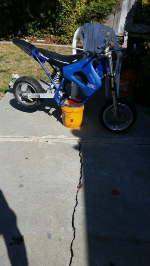 Pollini mini dirt bike street stunt bike conversion for Sale in Hayward, CA