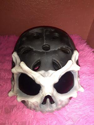 Skull Bike Helmet For Kids 8-14 Youth Outdoor Skateboards Ski Snowboard Bicycle for Sale in Los Angeles, CA
