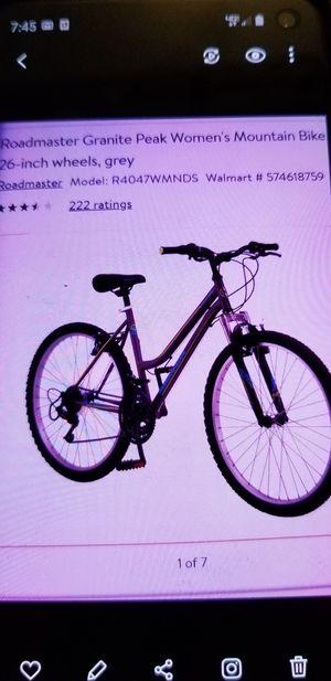 Road master bike mountain bike 26 inches weels for Sale in Boston, MA