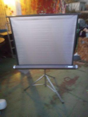 Vintage Sears Projector Screen $75 for Sale in Ontario, CA