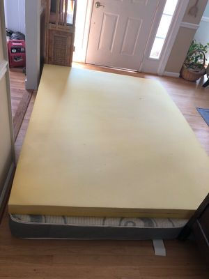 Queen rv mattress for Sale in Evans, GA