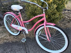 "Ladies 26"" beach cruiser bike CUTE! for Sale in Woodburn, OR"