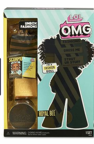 Lol Omg doll Royal Bee sold out online for Sale in Arlington, TX