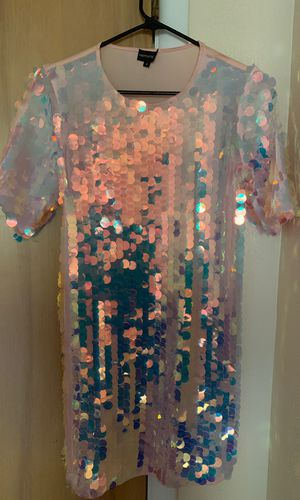 Sequin T-shirt Homecoming Dress for Sale in WARRENSVL HTS, OH