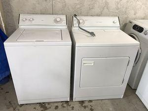 Whirlpool / washer & Dryer Set! for Sale in Denver, CO