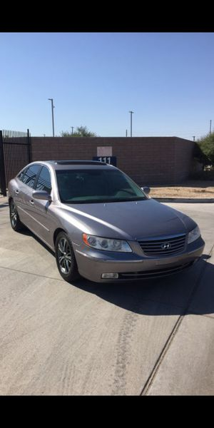 Hyundai Azera 2006 clean title 3.3 v6 limited edition for Sale in Mesa, AZ