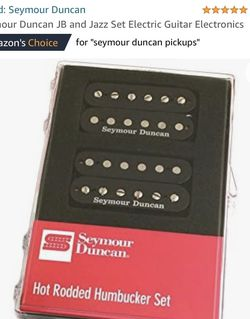 Seymour Duncan Pickups for Sale in La Mirada,  CA