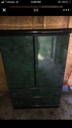 Dresser , headboard, mirror , full 3 piece set for Sale in Smyrna, TN