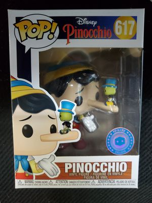 FUNKO: PINOCCHIO (POP IN A BOX/DISNEY CLUB EXCL) for Sale in Blue Bell, PA