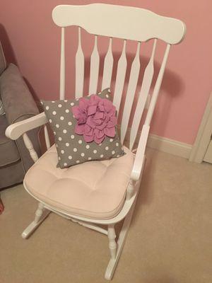 Kid Kraft White Rocking Chair for Sale in West Friendship, MD