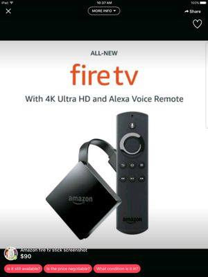 New fire tv for Sale in Sterling, VA