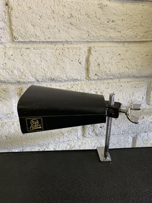 Latin percussion LP cowbell with mount for Sale in Las Vegas, NV
