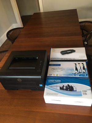 Dell b1260n monochrome printer for Sale in Portland, OR