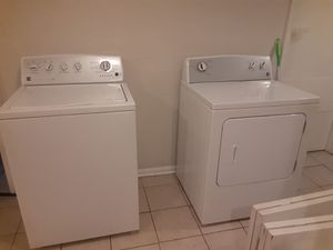 Kenmore washer $185 Kenmore dryer $175 individually for Sale in NEW CARROLLTN, MD