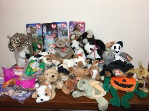 Beanie baby lot for Sale in Virginia Beach, VA
