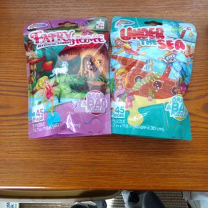 Two Packs Of Grab A Bag Puzzle for Sale in Tijeras, NM