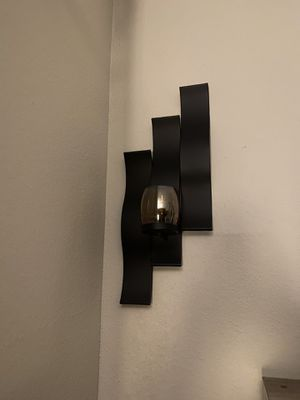 Mikasa candle wall sconces set for Sale in Orlando, FL