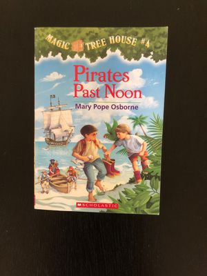 Pirates past noon book for Sale in Schaumburg, IL