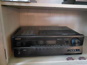 ONKYO AV Receiver - TX-SR508 for Sale in Leander, TX