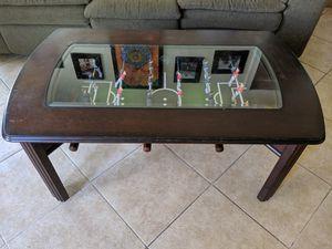 Foosball coffee table for Sale in Saint Petersburg, FL