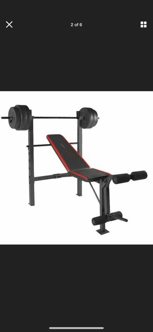 CAP Strength Standard Combo Bench for Sale in Normal, IL