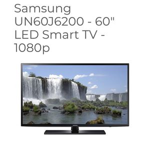Samsung Smart TV and Mount for Sale in Los Angeles, CA