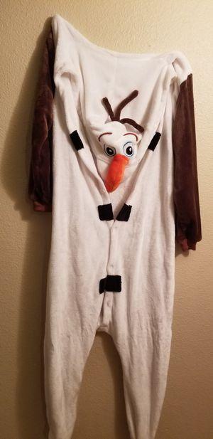 Olaf halloween costume/ onesie for Sale in Phoenix, AZ