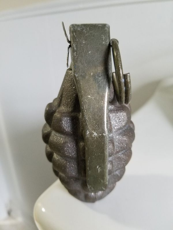 Decorative Pineapple Grenade Paperweight