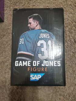 Sharks Game Of Jones for Sale in San Jose,  CA