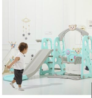 Slide and Swing Set for Toddlers for Sale in Los Angeles, CA
