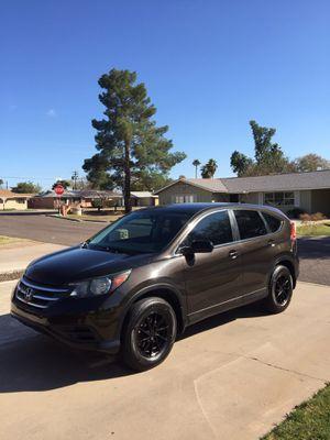 2014 HONDA CRV FOR SALE PRIVATE OWNER 16 K for Sale in Phoenix, AZ