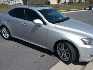 07' Lexus is250 New tires, new brakes, new rotors, 127k runs perfect! for Sale in South Riding, VA