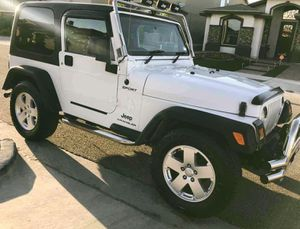 ✅Ask for 💲 1500 urgentl 2006 Jeep Wrangler for Sale in Sioux Falls, SD